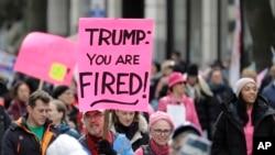 شٹ ڈاؤن کے خلاف وفاقی ملازمین کا احتجاج بھی جاری ہے۔