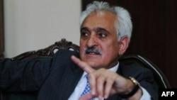 رنگین دادفر اسپنتا، مشاور امنیت ملی افغانستان