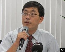 台湾前国防部副部长机要秘书 张国城