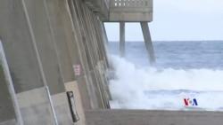 2018-09-13 美國之音視頻新聞: 美國東岸居民預備佛羅倫斯颶風吹襲