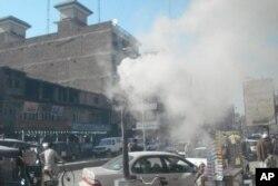عکس ها: نگرانی مردم از آلودگی آب و هوا در شهر جلال آباد
