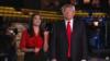 اجرای برنامه تلویزیونی طنز یکشنبه شب توسط دونالد ترامپ