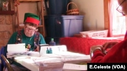 Residents of Santa Claus, Indiana, answer thousands of letters from around the world, with a personal note on every one.