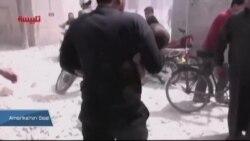 Suriye'de Barış Görüşmeleri Öncesi Şiddet Artıyor