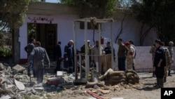 Giới chức Ai Cập điều tra trạm kiểm soát bị tấn công ở Shubra al-Kheima, 15/3/2014