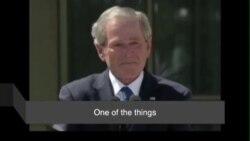 Học từ vựng qua bản tin ngắn: Presidential (VOA News Words)