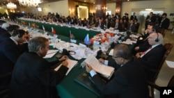 عکس آرشیف؛ کنفرانس قلب آسیا در پاکستان