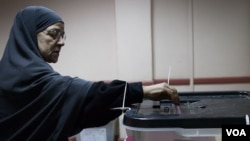 Final Round of Voting Begins on Egyptian Constitution