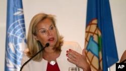 Bà Sigrid Kaag nói rằng việc tiếp cận hoàn toàn với số võ khí còn lại rất quan trọng để bảo đảm Syria đáp ứng kỳ hạn chót cho việc phá hủy võ khí hóa học