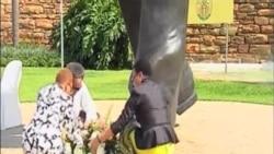 南非前總統曼德拉逝世周年紀念
