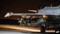 Un avion de l'armée française