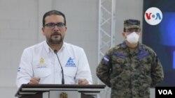 Unas 219 personas se han contagiado en Honduras de coronavirus, dijo el portavoz del Sistema Nacional de Gestión de Riesgo, Francis Contreras.[Foto: Oscar Ortiz, VOA]