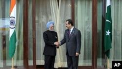 پاک بھارت وزرائے اعظم ملاقات