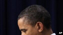 바락 오바마 미 대통령 (자료사진)