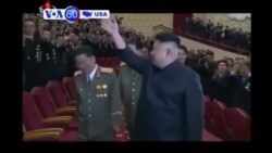 VOA60 America - The U.S. Air Force carries out bombing drills over the Korean Peninsula