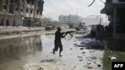 Tripolidə Qəzzafi tərəfdarları ilə atışma olub