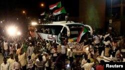 Waandamanaji Sudan katika mfungo wa Ramadan