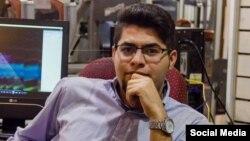 علی عزیزی، فعال آذربایجانی (تُرک) ساکن ارومیه