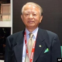 台湾不动产协进会理事长黄南渊
