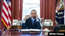 رئیس جمهور اوباما، از عملکرد و توانایی نیروهای امنیتی افغان در مقابل مخالفین مسلح ستایش کرده است