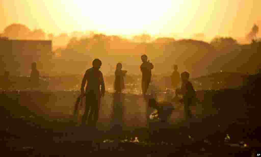 Пакистан. Беженцы из Афганистана