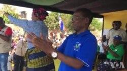 Moçambique: Nampula acordou com energia para campanha eleitoral