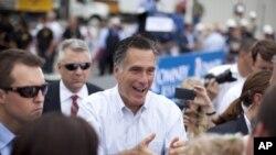 Estaba programado que Romney aceptara la nominación de su partido al cierre de la convención que se realiza en Tampa.