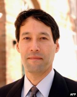 南加州大学的戴维.康