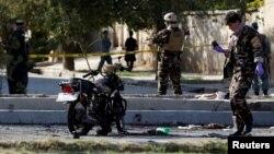 د داعش ډلې د دغه برید مسولیت منلی