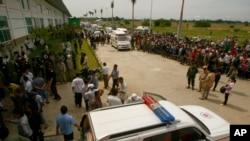 Cambodia Factory Collapse