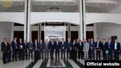Afg'oniston delegatsiyasi O'zbekistonda