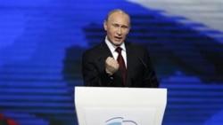 حزب روسيه متحد: اکثريت کرسی های پارلمان را بدست خواهيم آورد