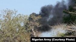 Gandun dajin Sambisa dake jihar Borno