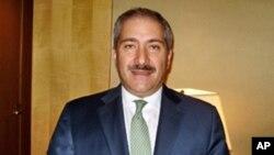 Nasser Judeh, Jordanian Foreign Minister