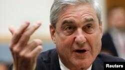 El director del FBI, Robert Mueller, en una reciente audiencia ante el Comité de Inteligencia del Senado.