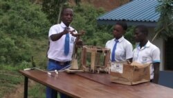 Wanafunzi Kenya wamevumbua roboti la kugema tembo ya mnazi
