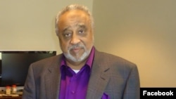 Ethiopian-born Saudi billionaire Sheikh Mohammed Hussein al-Amoudi is seen in an undated photo on a Facebook page bearing his name. MIDROC Ethiopia, one of the companies that had their licenses revoked, belongs to al-Amoudi.