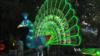 Chinese Lantern Show Surprises Southern Californians