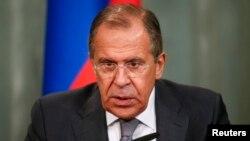 Menlu Rusia, Sergei Lavrov (foto: dok). Rusia hari Rabu (30/7) mengecam serangkaian sanksi ekonomi baru oleh AS dan Eropa.