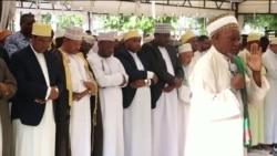 Idd el Fitr yaadhimishwa nchini Tanzania