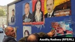 Parlament seçkisi, Bakı, 5 noyabr 2010