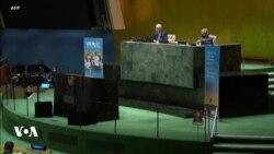 ONU: les grands dossiers de la 76ème assemblée générale