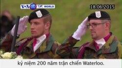 Kỷ niệm 200 năm trận chiến Waterloo (VOA60)