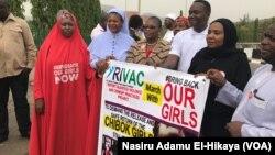 ABUJA: Shugabannin Addini Sun Yi Maci Akan 'Yan Matan Chibok