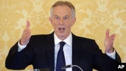 Mantan PM Inggris Tony Blair dinilai melebih-lebihkan ancaman Saddam Hussein agar bisa melakukan invasi ke Irak (foto: dok).