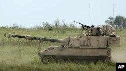 Артилерійська установка Сухопутних військ США Paladin