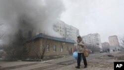 Mariupol, 24-yanvar, 2015