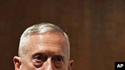 제임스 매티스 미 중부사령관 (자료사진)