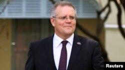 澳大利亚移民部长莫里森