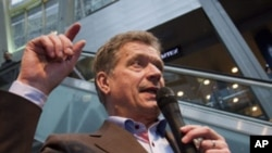Συντηρητικός Πρόεδρος εξελέγη στη Φιλανδία μετά από 30 χρόνια